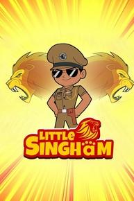 Little Singham fan